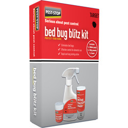 Pest-Stop Bed Bug Blitz Kit  - 19670 - from Toolstation