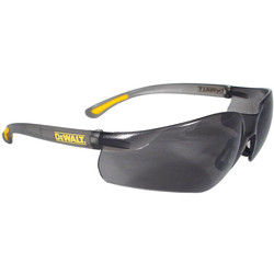DeWalt Contractor Safety Glasses Smoke