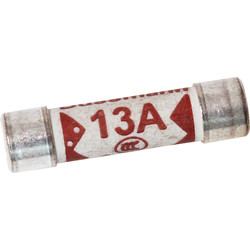 Unbranded Plug Top Fuse 13A - 19726 - from Toolstation