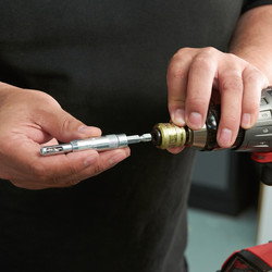 Snappy Drill Bit Guide Set