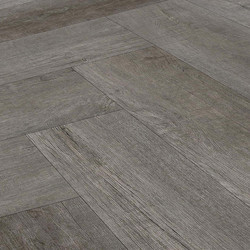 Maximus Maximus Provectus Rigid Core Flooring (£29.25/sqm) - Columbus Herringbone 7.1 sqm - 19738 - from Toolstation