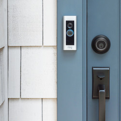 Ring Video Doorbell Pro 1080P with Chime Kit