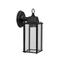Bevelled Glass Lantern