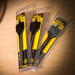 DeWalt Extreme Impact Rated Flat Wood Drill Bit