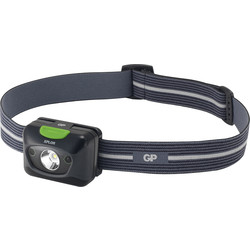 GP GP XPLOR PH15 LED Motion Sensor Head Torch 300lm - 19902 - from Toolstation