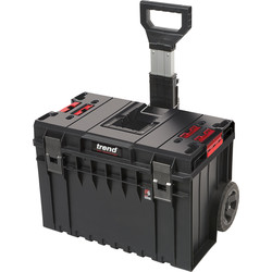 Trend Trend Modular Storage Pro Cart Wheeled  - 19913 - from Toolstation