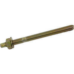 Passivated Chemical Stud M10 x 130mm - 19965 - from Toolstation