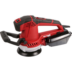 Einhell Einhell TERS40E 400W 125mm Random Orbital Sander 230V - 19993 - from Toolstation