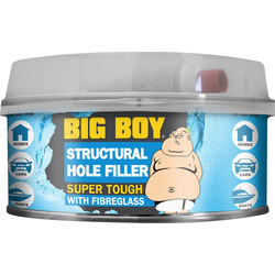 Big Boy Big Boy Filler Glass Fibre 600ml - 20097 - from Toolstation