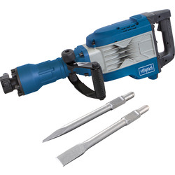 Scheppach Scheppach AB1900 1900W 60 Joule HEX Demolition Hammer 230V - 20126 - from Toolstation