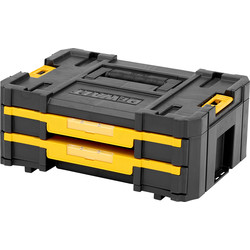 DeWalt DeWalt TSTAK BOX IV Shallow Drawer Kit Box 440mm - 20138 - from Toolstation