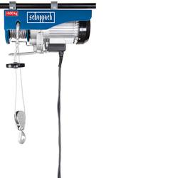 Scheppach HRS600 1050W 600kg Electric Hoist