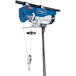 Scheppach Scheppach HRS600 1050W 600kg Electric Hoist 230V - 20149 - from Toolstation