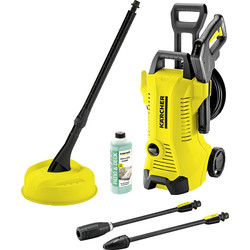Karcher Karcher K3 Premium Full Control Home Pressure Washer 120 bar - 20198 - from Toolstation