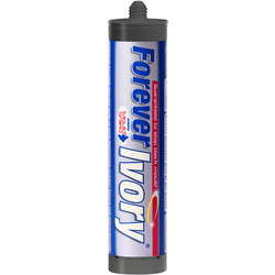 Everbuild Forever White Sanitary Sealant 310ml Ivory - 20214 - from Toolstation