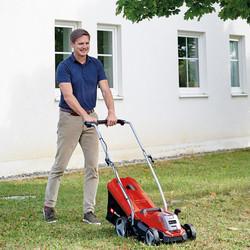 Einhell Expert GE-CM 18/33 Li 18V 33cm Cordless Lawnmower