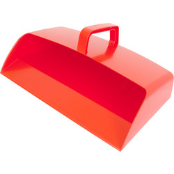 Hill Brush Company Wide Enclosed Dustpan 305mm - 20313 - from Toolstation