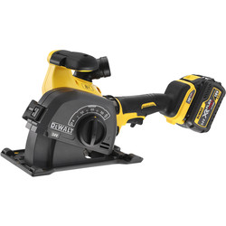 DeWalt DeWalt DCG200 54V XR Li-Ion FlexVolt Wall Chaser 2 x 6.0Ah - 20400 - from Toolstation