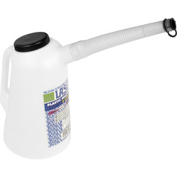 Laser Laser Plastic Measuring Jug 2L - 20428 - from Toolstation