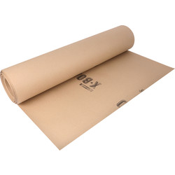"X-Board Recyclable Surface Protection 35"" x 100'ft"