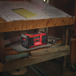 Milwaukee M18JSR-0 18V Li-Ion Jobsite Radio
