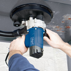 Scheppach DS200 1200W 215mm Drywall Sander