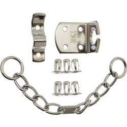 ERA Timber / PVCu Door Chain Chrome - 20564 - from Toolstation