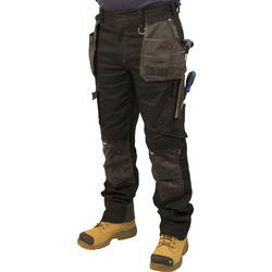 "CAT Caterpillar H2O Defender Trousers 32"" S - 20582 - from Toolstation"