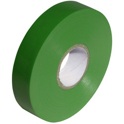 Insulation Tape Green 19mm x 33m - 20604 - from Toolstation