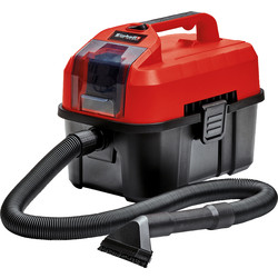 Einhell Einhell Power X-Change 18V 10L Cordless Wet & Dry Vacuum Cleaner TE-VC 18/10 Li-Solo Body Only - 20690 - from Toolstation