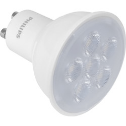 Philips Philips LED Lamp GU10 4.5W 345lm A+ - 20797 - from Toolstation