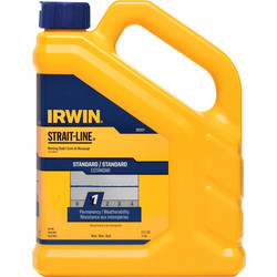 Irwin Irwin Trade Blue Chalk 2.5lbs/ 1.1kg - 20820 - from Toolstation