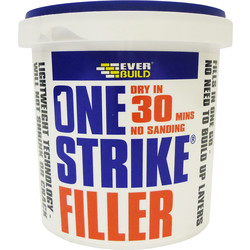 Everbuild One Strike Ready Mixed Filler 450ml - 20822 - from Toolstation