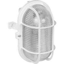 Oval Glass Bulkhead 60W