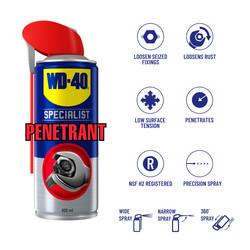 WD-40 Specialist Fast Release Penetrant