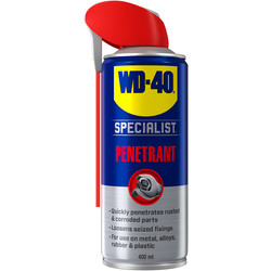 WD-40 WD-40 Specialist Fast Release Penetrant 400ml - 20970 - from Toolstation