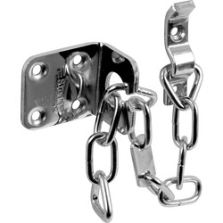 Sterling Sterling Heavy Duty Door Chain Chrome Plated - 20999 - from Toolstation