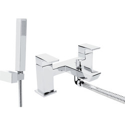 Bristan Bristan Cobalt Taps Bath Shower Mixer - 21043 - from Toolstation