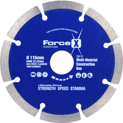 Toolpak General Purpose Concrete & Stone Diamond Blade 115 x 22mm - 21172 - from Toolstation