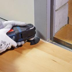 Bosch Starlock Wood and Metal Segment Saw Multi Tool Blade
