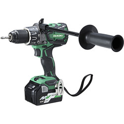 Hikoki Hikoki DV36DAX 36V MultiVolt Brushless Combi Drill 2 x 2.5Ah Multivolt - 21312 - from Toolstation