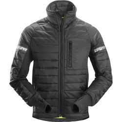 Snickers Workwear Snickers AllroundWork Insulator Jacket X Large Black - 21368 - from Toolstation