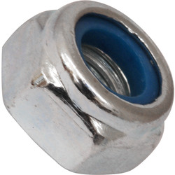 Nylon Lock Nut M6 - 21480 - from Toolstation