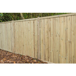 Forest Forest Garden Decibel Noise Reduction Panel 6' x 6' - 21563 - from Toolstation