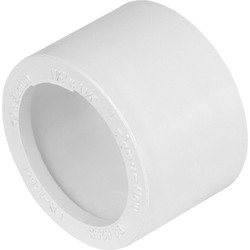 Aquaflow Solvent Weld Reducer 40 x 32mm White - 21595 - from Toolstation
