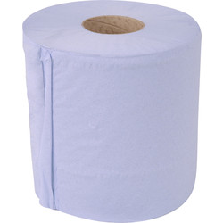 Centre Feed 2 Ply Blue Roll  - 21664 - from Toolstation