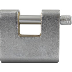 Squire Squire Watchman Armoured Warehouse Padlock 60 x 10 x 25mm KA - 22037 - from Toolstation
