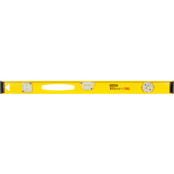 Stanley I-Beam Spirit Level