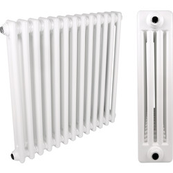 4 Column Radiator 302 x 609mm 2084Btu - 22189 - from Toolstation