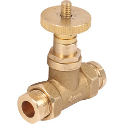Fire Valve 10mm - 22278 - from Toolstation